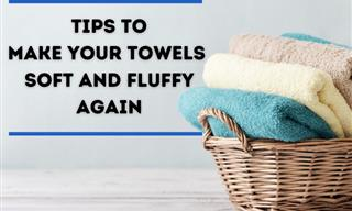 Want to Keep Your Towels Soft? Here Are Some Useful Tips