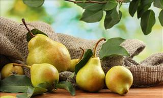 The Fantastic Health Benefits of the Pear