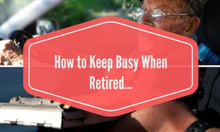 Joke: How to Keep Busy When Retired