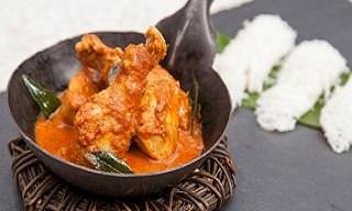 Spice Up Your Evening with This Exotic Chicken Curry