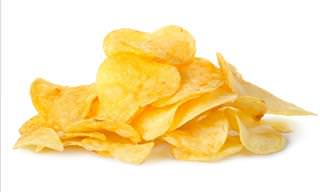 Delicious Microwave Potato Chips