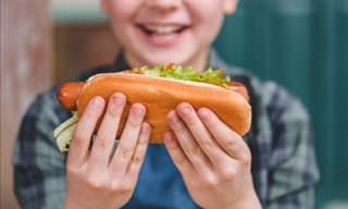 Joke: The Hot Dog Place