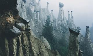 15 Real Places That Look Like They're From a Movie