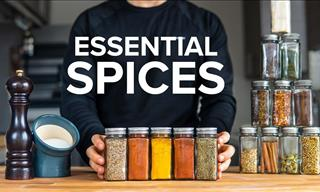 Beginner's Guide to Spices: Storage and Which You Must Get