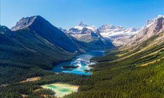 16 Beautiful Photos of the Canadian Rockies