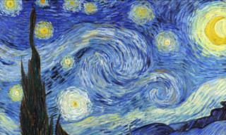 12 Facts About Starry Night by Vincent Van Gogh