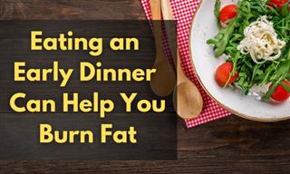 Early Dinner May Help Burn Fat and Reduce Blood Sugar