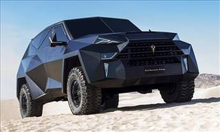 The $2.2 Million Karlmann King SUV