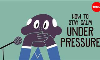 Important: How to Stay Calm Under Pressure