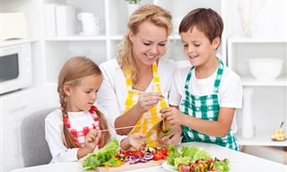 8 Tips and Tricks To Get Kids to Eat More Healthy Food