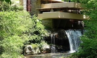The Uniquely Brilliant Architecture of Frank Lloyd Wright!