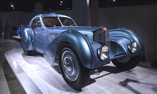 The First Bugatti Type 57SC Atlantique Ever Made