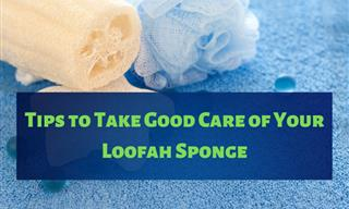 Follow These Tips to Properly Look After Your Loofah