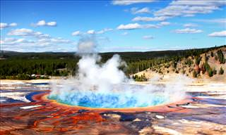 10 World-Famous Geysers and Hot Springs