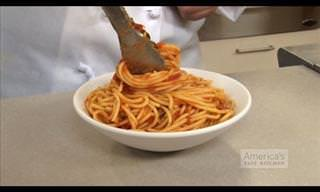 How to Cook the Perfect Pot of Pasta