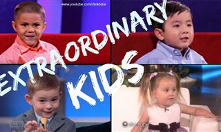 These SUPER SMART Kids Deserve All of the Applause!