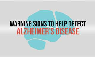 10 Signs of Alzheimer's disease