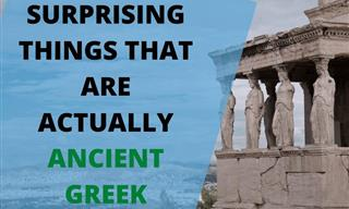 5 Ancient Greek Customs We Still Practice Today