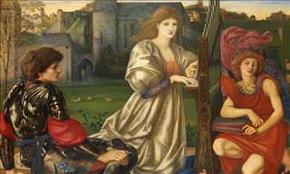 10 of the Pre-Raphaelites' Most Famous Paintings