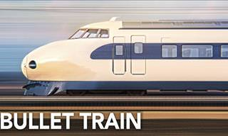 The History of One of the Fastest Trains on Earth: Shinkansen Trains
