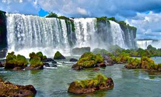 Enjoy Stunning Views of the Mighty Iguazu Falls