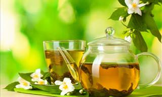 The Health Benefits of Jasmine Tea