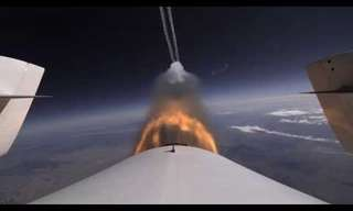 See How It Is to Leave Earth - Incredible Footage!