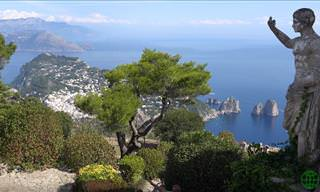 Discover the Island of Capri in This Crisp 4K Video