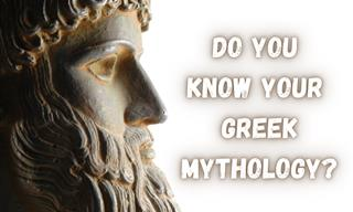 TEST: Can You Pass Our Greek Mythology Quiz?