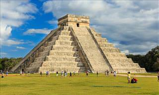 14 of the World's Most Impressive Step Pyramids