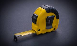 4 New Ways to Use a Tape Measure
