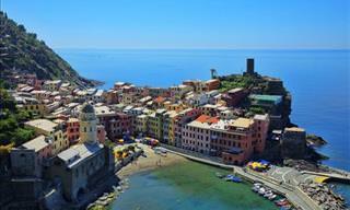 Discover the Italian Riviera's Cinque Terre