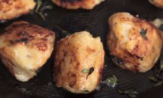 How to Make Risotto Balls the Tasty Way!
