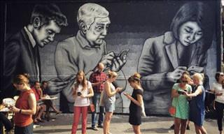 Collection: Stunning Art Masterpieces by Street Artists
