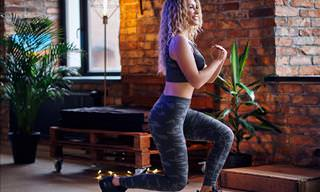 6 Exercises to Try at Home