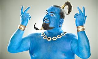 Jokes You Can Only Wish For - Genie Humor!