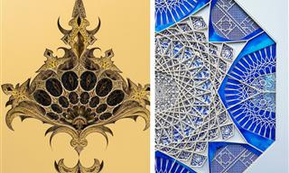 When Art and Technology Meet: Beautiful Laser Cut Pieces
