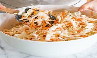 Warning! This Slaw Will Leave Your Guests Wanting More