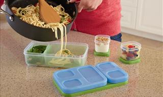 Kitchen Tips: How Long You Can Keep Leftovers