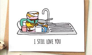Hilarious Yet Honest Valentine's Day Cards