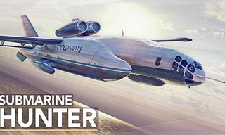 Meet the Soviet Union's VVA-14 – The Submarine Hunter