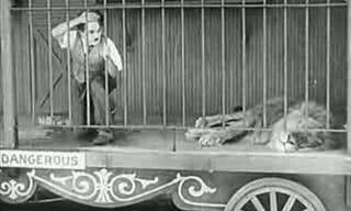 Classic Chaplin Sketch