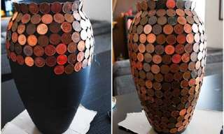 The Most Creative Penny DIY Projects