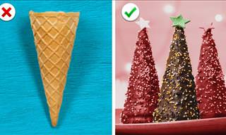 24 Cute and Simple Christmas Dessert Ideas