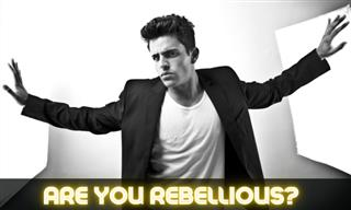 Personality Test: Do You Have a Rebellious Spirit?