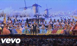 André Rieu Presents: The Skaters Waltz!