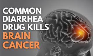Common Anti-Diarrhea Drug Found to Kill Brain Cancer Cells