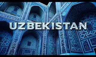 Drone Video of Uzbekistan in Glorious Detail