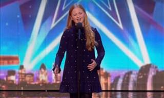 Beau Dermott Sings a Beautiful Show Stopper