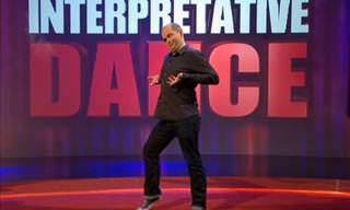 This Interpretative Dance Made Me Scream With Laughter!